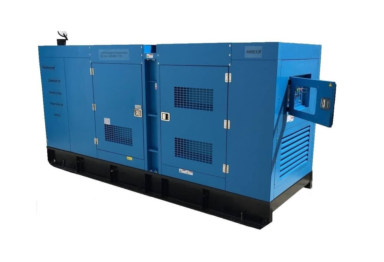 EcoGen Power Generators